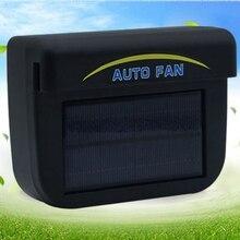 На солнечных батареях лобовое стекло автомобиля Авто вентиляционное отверстие охлаждающий вентилятор авто вентилятор охладитель системы(Авто вентиляционное отверстие
