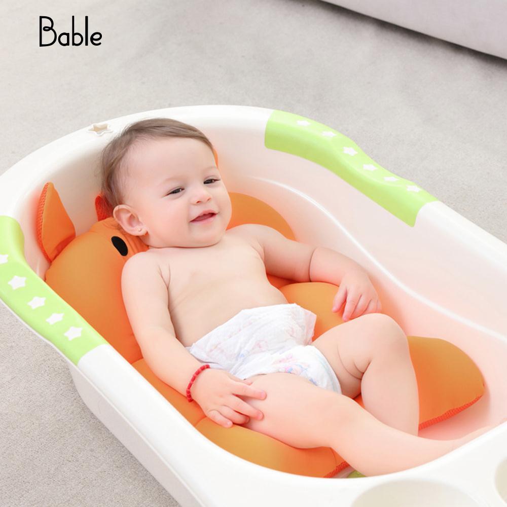 2 Colorss Infants Bath Mat Newborn Bath Mat Baby Bath Mat Bathtub Beds Soft