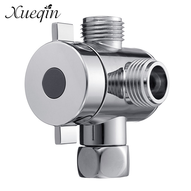 Three Head Function Switch Adapter Control Valve 3 Way Tee ...