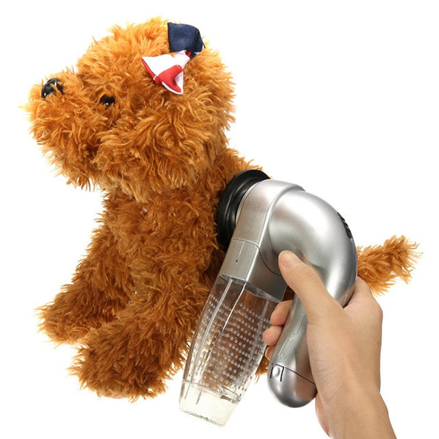 Vacuum Fur Cleaner Hair Suction Device 4