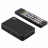 New Full HD 1080P USB External HDD Media Player With HDMI VGA SD Support MKV H