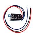 Direct Current DC0-200V 0.36Inch Red LED Digital Display Voltmeter Panel