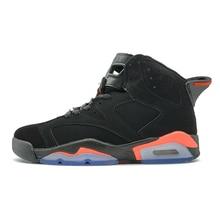 f33607bfc755a3 Jordan 6 VI Men Basketball Shoes Toro Infrared Black Slam Dunk UNC Wheat  Gatorade Thinker Athletic
