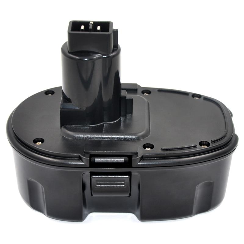 ФОТО Batmax 1 Pc For DeWalt DC9096 18V 3000mAh Power Tool Battery Rechargeable Ni-MH Battery for DC9096 DE9503 DW9095 DW9096 DE9096