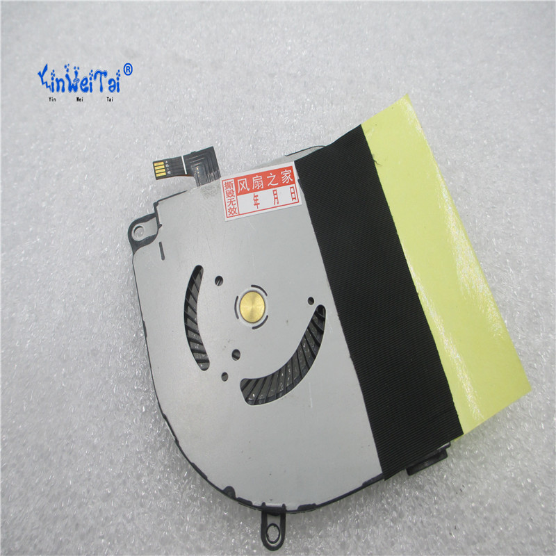 Laptop CPU Cooling Fan for <font><b>HP</b></font> Split <font><b>13</b></font> x2 <font><b>13</b></font>-M010DX moo3tu <font><b>13</b></font>-m001tu m002tu m003tu m105tu <font><b>13</b></font>-M000 M100 734975-001 kdb0505hc-da1k image