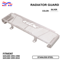 Motorcycle Radiator Grille Guard Stainless Steel Cover Protector Motorcross For Yamaha XJR1200 93 98 XJR1300 99 10 XJR 1200 1300