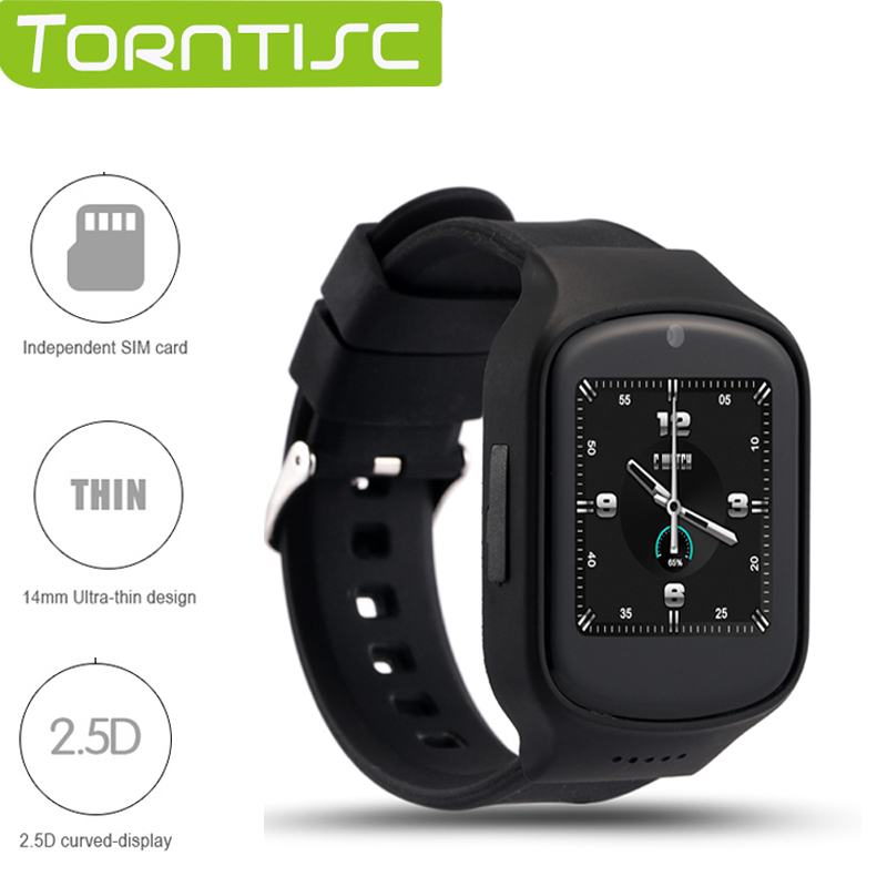 Torntisc New Waterproof Smart Watch Z80 Resolution 320 320 Support Nano SIM Card 3G WIFI Google