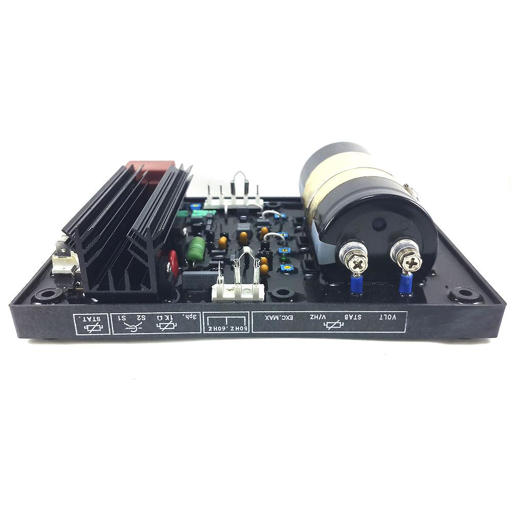 Generator Parts Automatic Voltage Regulator AVR R448+fast shippingGenerator Parts Automatic Voltage Regulator AVR R448+fast shipping
