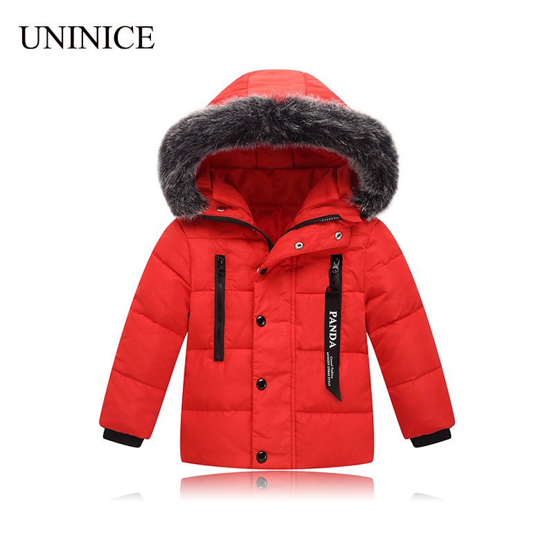 DOSOMA New 90% White Duck Down Jackets For Girls Winter Coat Boys Down Coat Children Outerwear Coat 2017 Kids Winter Down Parka 2017 winter down jackets for boys