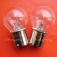 Nowy! Instrument żarówki 6 V 15 W BA15S/19 26X46 YQ6 15 6 A762 10 sztuk w Świecące koraliki od Lampy i oświetlenie na
