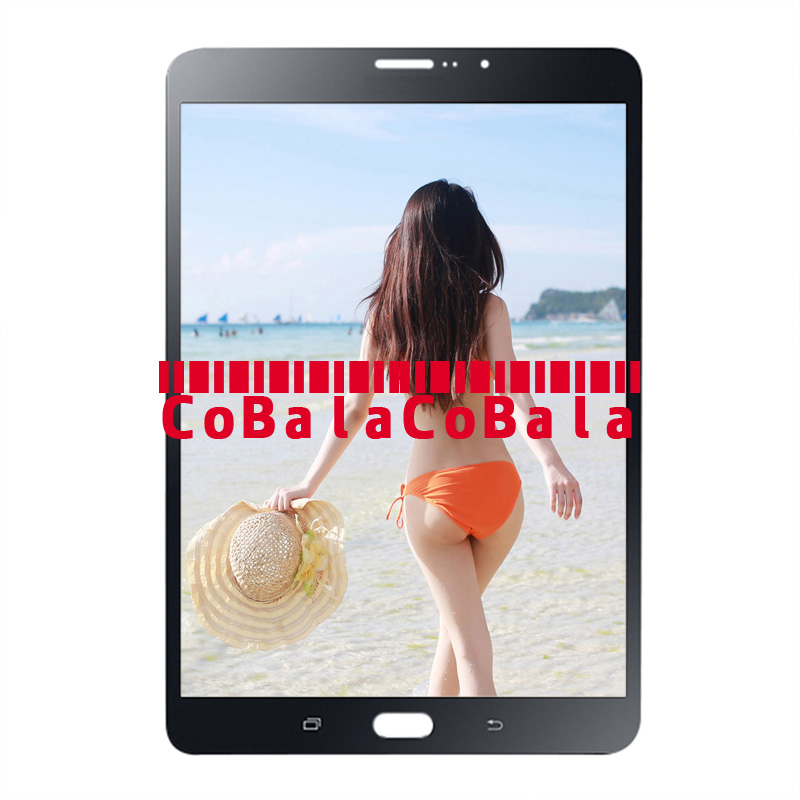 New Bronze Samsung Galaxy Tab A 9.7 SM-T550 LCD Display Touch Digitizer Assembly
