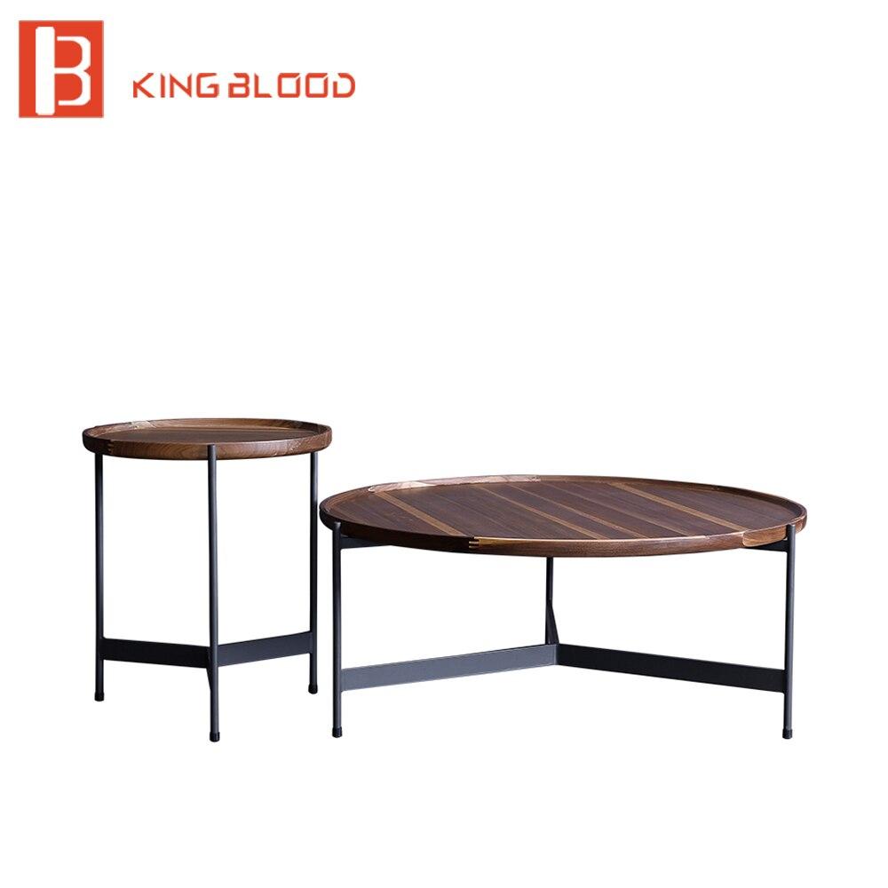 living room furniture sets modern wood coffee table