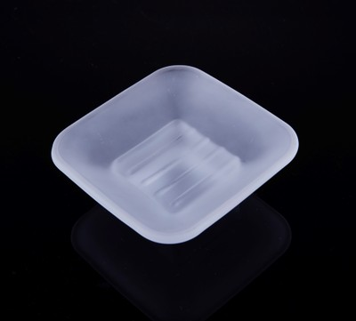 Square Glass Soap Dish 10.5 * 10.5 Replairment Parts