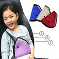 The New Baby Triangle Safety Belt Cotton Child Car Safety Seats Fastener can be Adjusted Seat Holder
