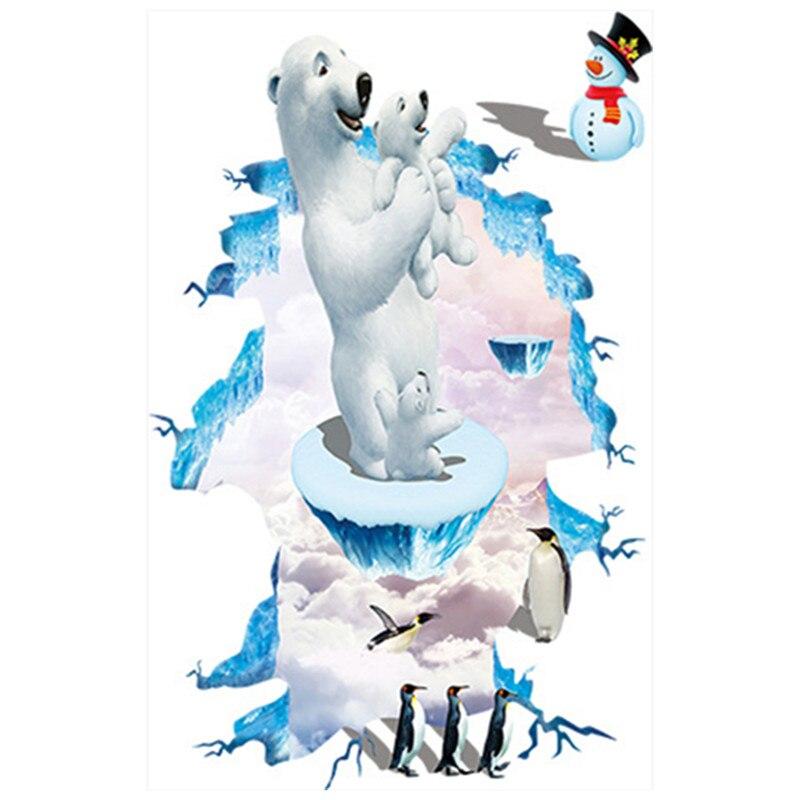 Pupazzo di neve animato wallpaper acquista a poco prezzo for Decorazione wallpaper