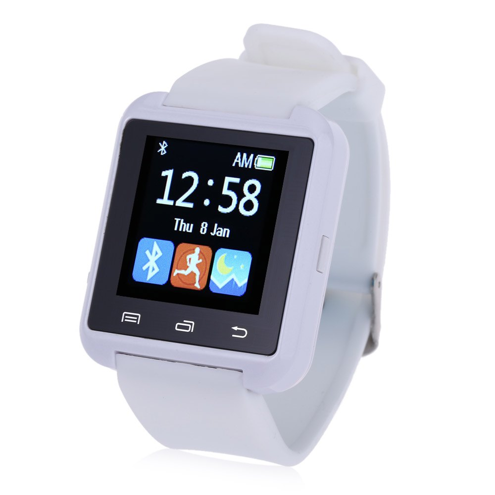 U8S Outdoor Sports Smart Bluetooth 3 0 Watch With Remote Camera Pedometer Sedentary Reminder font b