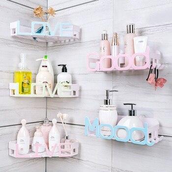 1 PCS badezimmer regal bad eitelkeit wc wc sauger lagerung regal ...