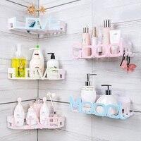 1 szt. Półka łazienkowa do makijażu w łazience toaleta toaletowa sucker półka do przechowywania wisząca ściana ssąca