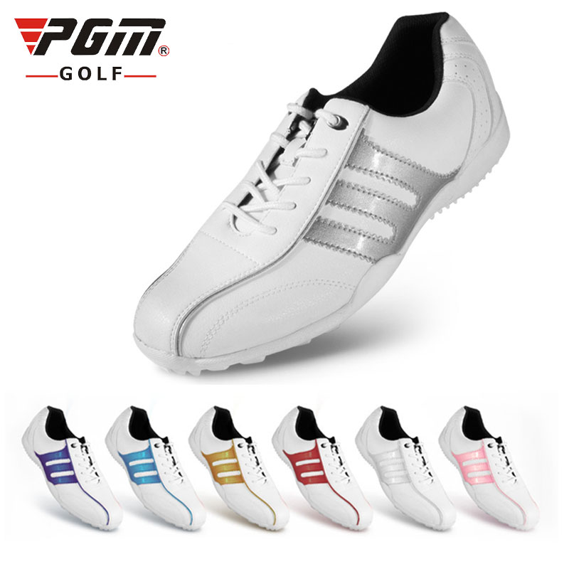 women  golf sheos  waterproof breathable  casual ladies sport shoes quick- dry anti-skid  ultra-soft fiber 6 colors optional simulation mini golf course display toy set with golf club ball flag