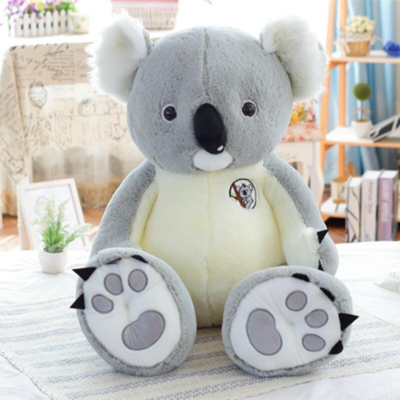 Новая коллекция коала мягкая игрушка медведь коала плюшевые игрушки Детский новогодний подарок на день рождения поставка фабрики оптовая ...