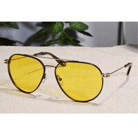 Day Night Vision Mens Polarized Sunglasses Driving Pilot Mirror UV400 Glasses