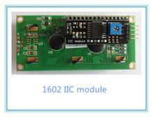 2 sztuk partia 16 #215 2 16*2 HD44780 znak LCD żółty lub niebieski IIC I2C adapter interfejsu szeregowego moduł dla 51 STM MCU UNO Mega 2560 tanie tanio 1602b YC1602A-Y Character 80 0mmX36 0mmX12 5mm 64 5X14 0 3 00X5 02 0 52X0 54 Blue white HD44780 or ks0066 Universal