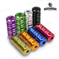 Top Quality Aluminum Alloy Chromatic Grip Grips Tube For Tattoo Machine Guns Supplies