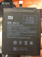 3030mAh New High Quality BN30 Battery For Xiaomi Redmi 4A Red Rice 4a Mobile Phone In