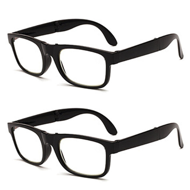 Unisex Vision Glasses Magnifier Magnifying Eyewear Reading Glasses 1