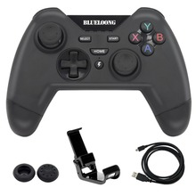 FOR blueloong Bluetooth Android Controller Gamepad Joystick for android/ISO smart phone,table,IPTV box,smart TV and Windows PC