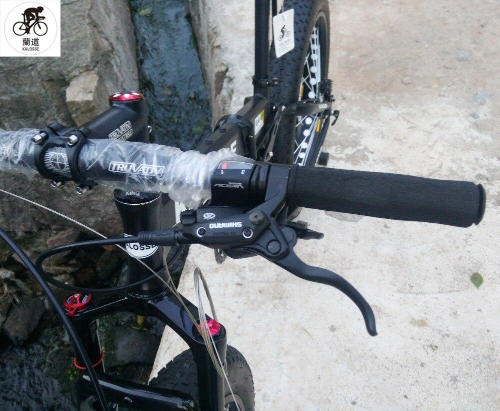 Kalosse Schnee fahrrad 26*4,0 zoll reifen Weichen schwanz aluminium ...