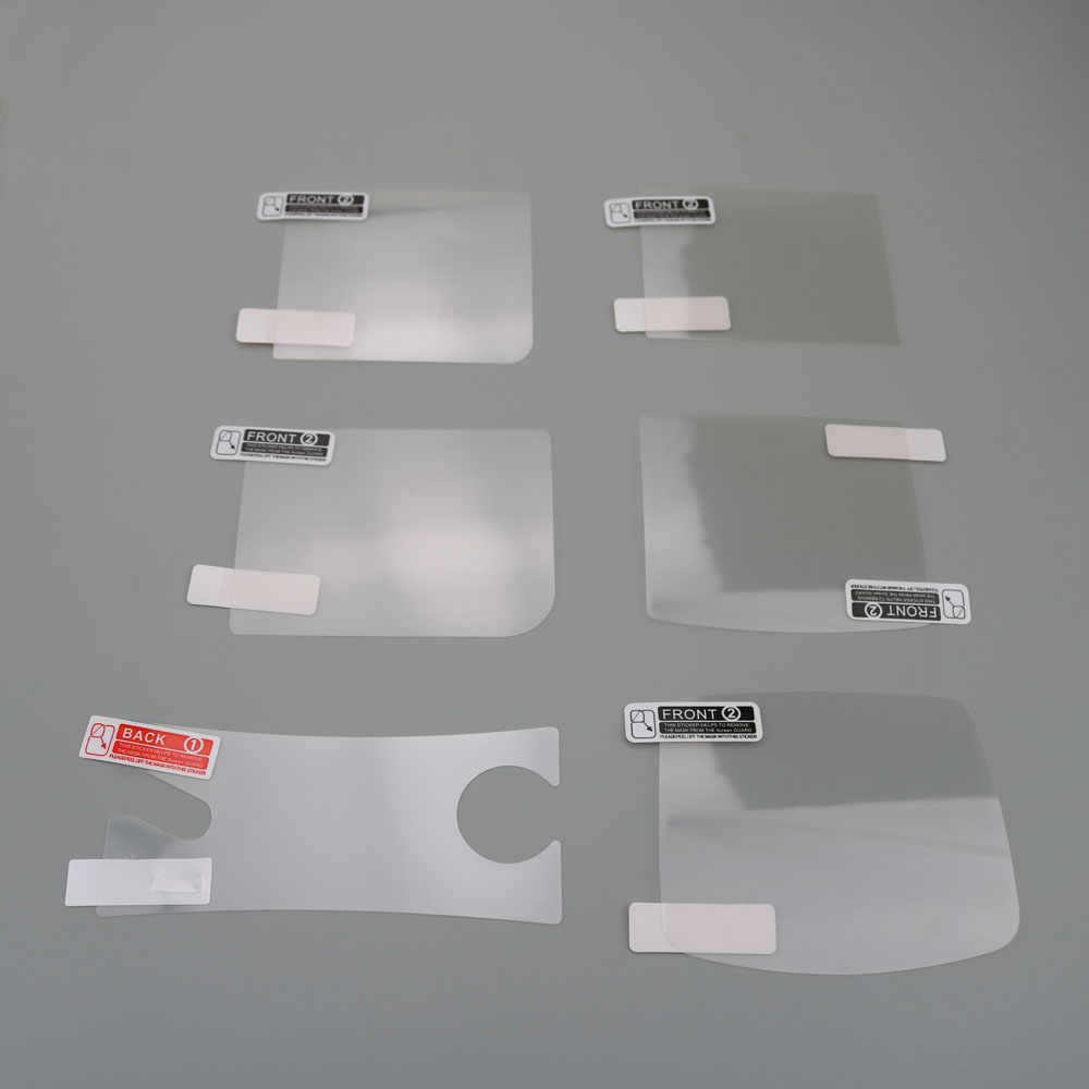 Image 3 - ChengHaoRan 1PC Plastic Clear For GBP Screen Lens Protector For GB GBA GBC GBA SP Protective Film-in Replacement Parts & Accessories from Consumer Electronics