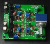 Klasyczny pełny symetryczny obwód A1145 2SA1145/C2705 2SC2705 + C1815 + MJE243/MJE253 w pełni symetryczna płyta wzmacniacza przedwzmacniacza w Wzmacniacz od Elektronika użytkowa na