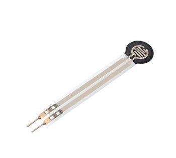 Tipo de resistencia, sonda del Sensor de presión de película delgada RFP602, Compatible con FSR402, interruptor de presión piezoresistivo de cola larga