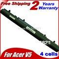 Bateria do portátil para Acer Aspire V5 V5-171 V5-431 V5-531 V5-431G V5-471 V5-571 V5-471G V5-571G V5-571P AL12A32 4ICR17 / 65
