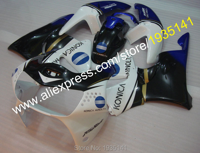 Горячие продаж,для Honda CBR900RR 919 1998 1999 CBR900 рублей ЦБ РФ 900RR CBR919 98 99 CBR900919 Коника Минолта кузова мотоцикла обтекатель