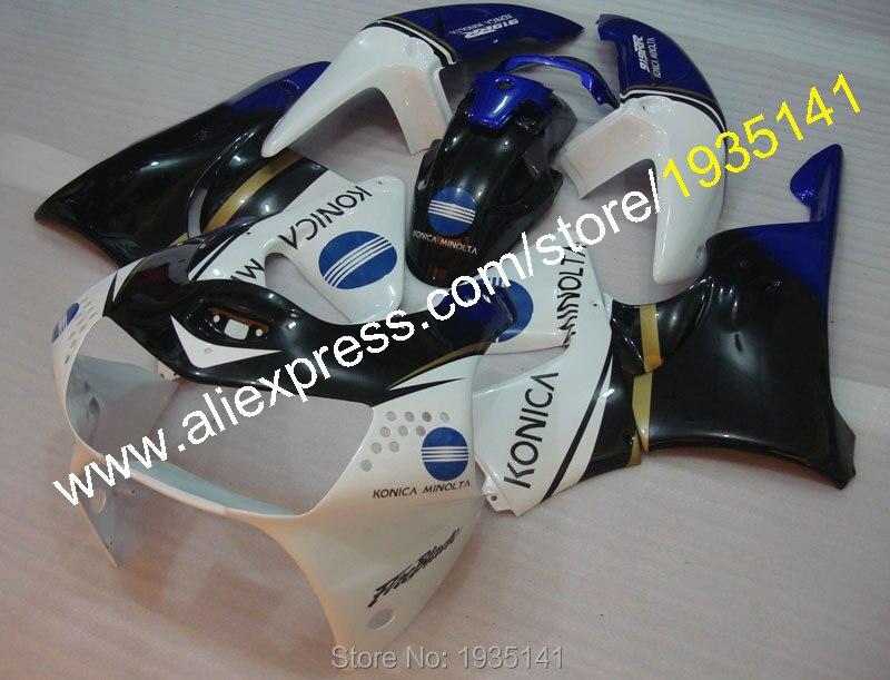 Ventes chaudes, Pour Honda CBR900RR 919 1998 1999 CBR900 RR CBR 900RR 98 99 CBR919 CBR900919 Konica Minolta Carrosserie moto Carénage