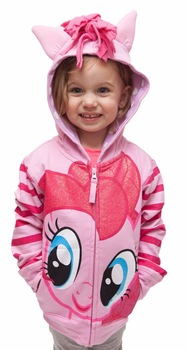 Children Colorful Unicorn Wing Hoodies