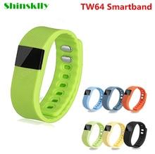 Водонепроницаемый умный Группа фитнес трекер Bluetooth 4.0 Браслет Смарт шагомер браслет для Samsung SmartBand TW64 PK Mi band