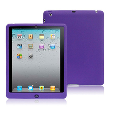 Hot Sale Jelly Bean Cute Smart Soft Silicone Rubber Protective Case  for apple ipad 2 3 4 Children case