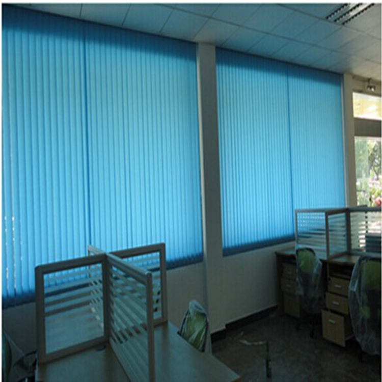 Factory Direct Home Office Curtains Vertical Blinds Bars Pattern