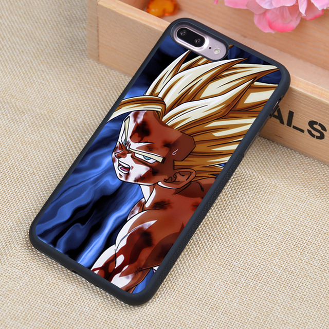 Dragon Ball Z Mobile Phone Cases For iPhone