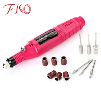 EU US UK PLUG Nail Grinding Machine Nail Tools Pen Type Fashionable Nail Care Electric Grinding