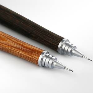 Image 3 - 1Pcs Pilot S20 Wood Pole Drawing Automatic Pencil  0.5mm Drawing Special Automatic Pen Office & School Supplies