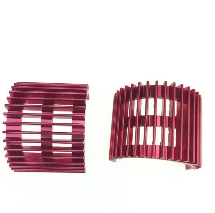 ARC0053 1 piezas Infinite 540 Motor 550 Motor disipador de calor para coche RC carbono sin escobillas Motor radiador para HSP RC Coche