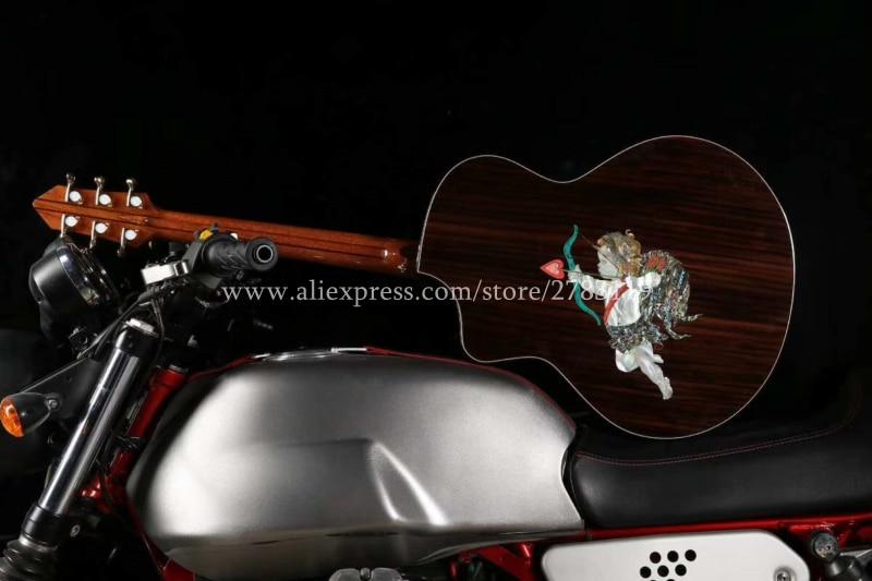 Professionele Full Solid Guitar, 41