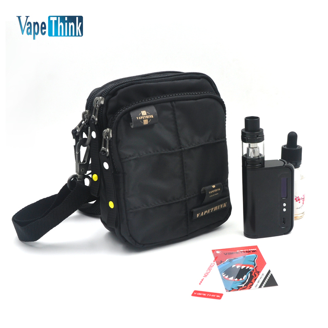 Vapethink Puzzle Orginal Carrying Case Vapor Bag Mod Tank Atomizer Ecig Storage High Quality Diy Tool