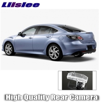 Liislee Car Camera For Mazda 6 M6 Mazda6 Atenza GH 2007~2013 High Quality Rear View Back Up Camera For Friends   CCD with RCA