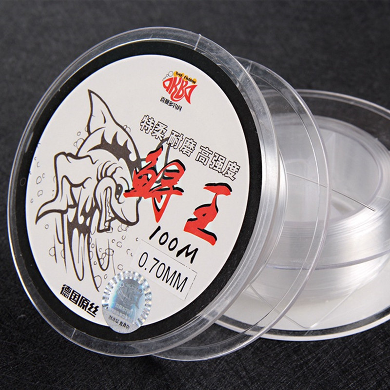 Y249 Wholesale fishing tackle new king of sturgeon fishing for big things sturgeon fishing line special for 100M
