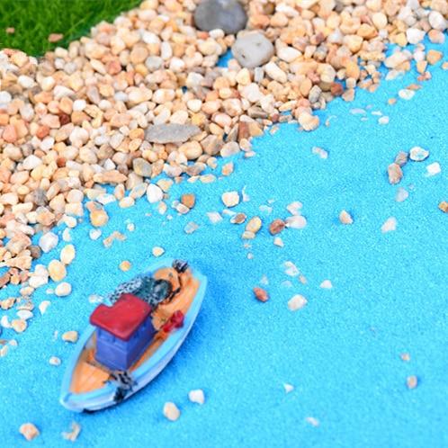 venta paquete de arena de ro piedras rocas cm miniaturas enanos de
